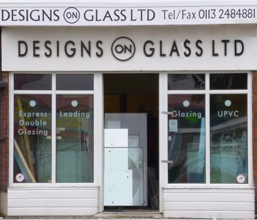 designs on glass leeds shop